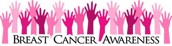 Conscientização do câncer da mama Fotos de Stock