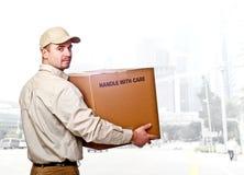 Consegna Immagine Stock