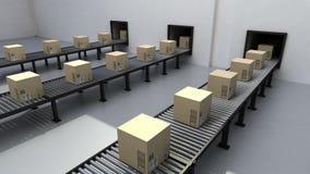 Consegna automatica del sistema di GPS delle merci sul trasportatore, Digital che segue le merci