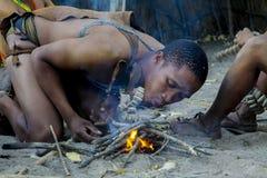 Conseguir ir del fuego Fotos de archivo libres de regalías