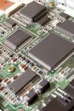 Conseil électronique Photo stock