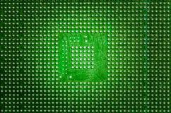 Conseil électronique abstrait Photo libre de droits