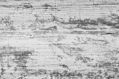 Conseil blanc de texture en bois Image libre de droits