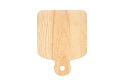 Conseil de hachage en bois d'isolement (de coupe) photo stock