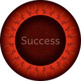 Conseil de motivation de succès Image stock