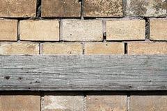 Conseil en bois Images stock