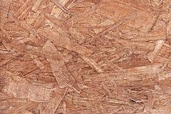 Conseil en bois comprimé Photographie stock