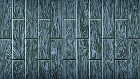 Conseil en bois gris bleu Texture de chêne de Woody La forme de parquet, plancher en stratifié, meubles illustration de vecteur