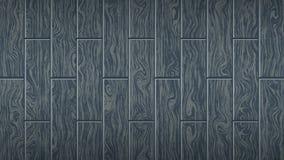 Conseil en bois gris-foncé Texture de chêne de Woody La forme de parquet, plancher en stratifié, meubles illustration de vecteur