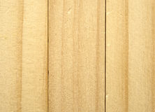 Conseil en bois léger Image stock