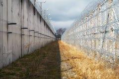 Conseil en prison image libre de droits
