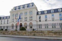Conseil Général de Cote d'Or, Borgonha, france Foto de Stock