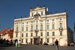 Conseil municipal de Mala Strana Photos libres de droits