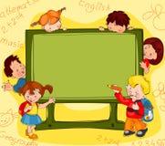 Conseil pédagogique illustration stock