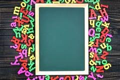 Conseil pédagogique sur la table photos stock