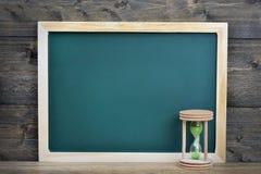 Conseil pédagogique sur la table en bois images libres de droits
