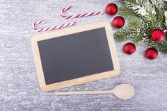 Conseil pour le copyspace Noël et an neuf photo stock