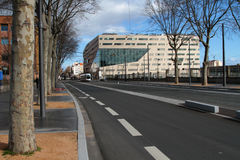 Conseil regional em Lyon Imagem de Stock Royalty Free