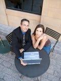 Conseiller commercial 2 photo stock