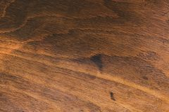 Conseils de brun fonc? la distance entre les planches en bois belle texture en bois photo stock