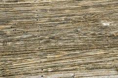 Conseils en bois cloués ensemble Image libre de droits