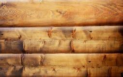 Conseils en bois naturels Cracky photos stock