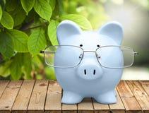consejero financiero Foto de archivo