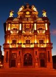 Consejo de Pamplona Imagen de archivo libre de regalías