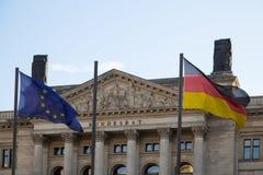 Consejo federal, Berlín, Alemania Foto de archivo libre de regalías