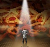 Consejo médico de la dieta libre illustration