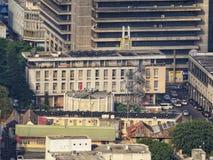 Consejo municipal de la construcción del Port-Louis Imagen de archivo libre de regalías