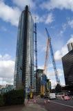 Consequências do impacto, torre do cais de St George Imagem de Stock Royalty Free