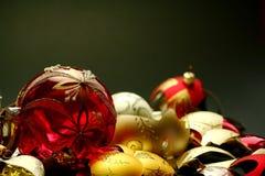 Consequências do Natal Imagens de Stock Royalty Free