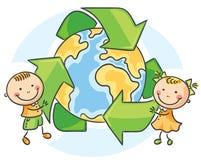 Conservação ambiental Imagens de Stock