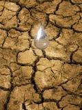 Conservação de água imagem de stock