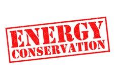 Conservação de energia Fotografia de Stock