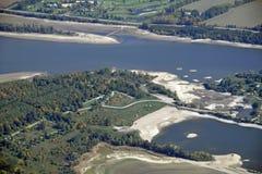 Conservação do lago Guelph Fotografia de Stock