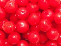 Conserva do fruto da cereja Fotos de Stock Royalty Free