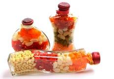 Conservación de alimentos Foto de archivo libre de regalías