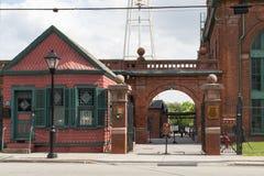 Conservas de Thomas Edison National Historical Park fotografia de stock
