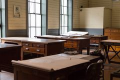 Conservas de Thomas Edison National Historical Park imagem de stock royalty free