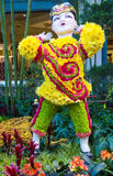 Conservatório do hotel de Bellagio & jardins botânicos Imagens de Stock Royalty Free
