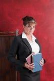 Conservatieve leraar royalty-vrije stock foto's