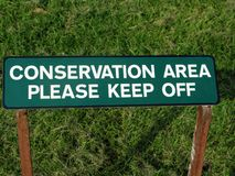 Conservation Stock Image