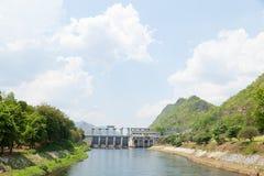 Conservation de l'eau de portes Image libre de droits