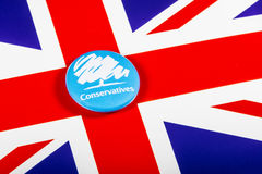 The Conservative Party Royalty Free Stock Images