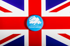 The Conservative Party Royalty Free Stock Photography