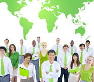 Conservative World Business People Meeting Stock Images