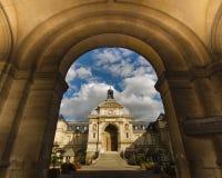 Conservatoire national des arts et des métiers à Paris, France Photographie stock libre de droits