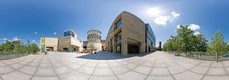 Conservatoire Stuttgart, Hochschule f�r Musik und darstellende Kunst Stock Photos